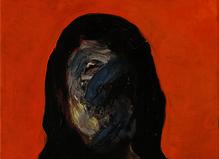 martin-bruneau-portrait-fond-orange-1999-huile_sur_toile-27x22cmbd-2_isabelle-gounod-1_thumbnail