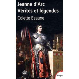jeanne-d-arc-verites-et-legendes-de-colette-beaune-1274661649_ML